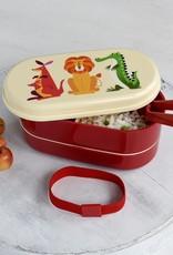Rex London Bento box - Colourful creatures