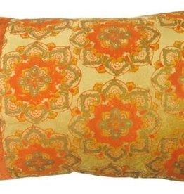 Goround Interior Cushion walnut - burned orange 40 x 60 cm