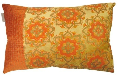 Goround Interior Cushion walnut - burned orange 40 x 60 cm