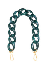With love Bag cord Lola - olive green