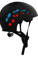 Micro Mobility Rainette reflective stickers - Cerise