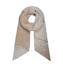 With love Scarf chameleon - beige