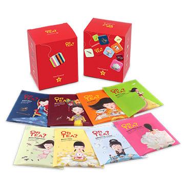 Or Tea? Or Tea?  Favour8 - Tasting Pack (16g / 8 bags)