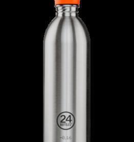24Bottles 24bottles urban bottle 1 L Steel
