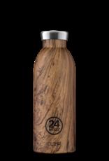 24Bottles 24bottles clima 50 cl Wood Sequoia