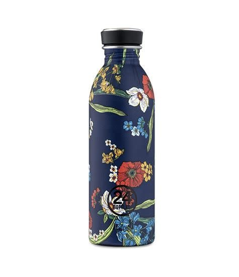 24Bottles 24Bottles urban bottle 050 Denim Bouquet