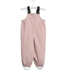 Wheat Outdoor overall Robin tech - rose powder