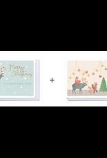 Enfant Terrible Enfant Terrible box winter wonderland 02  (10 Christmas cards)