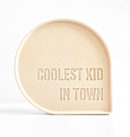 Goegezegd Goegezegd bubble quote 'Coolest kid in town'