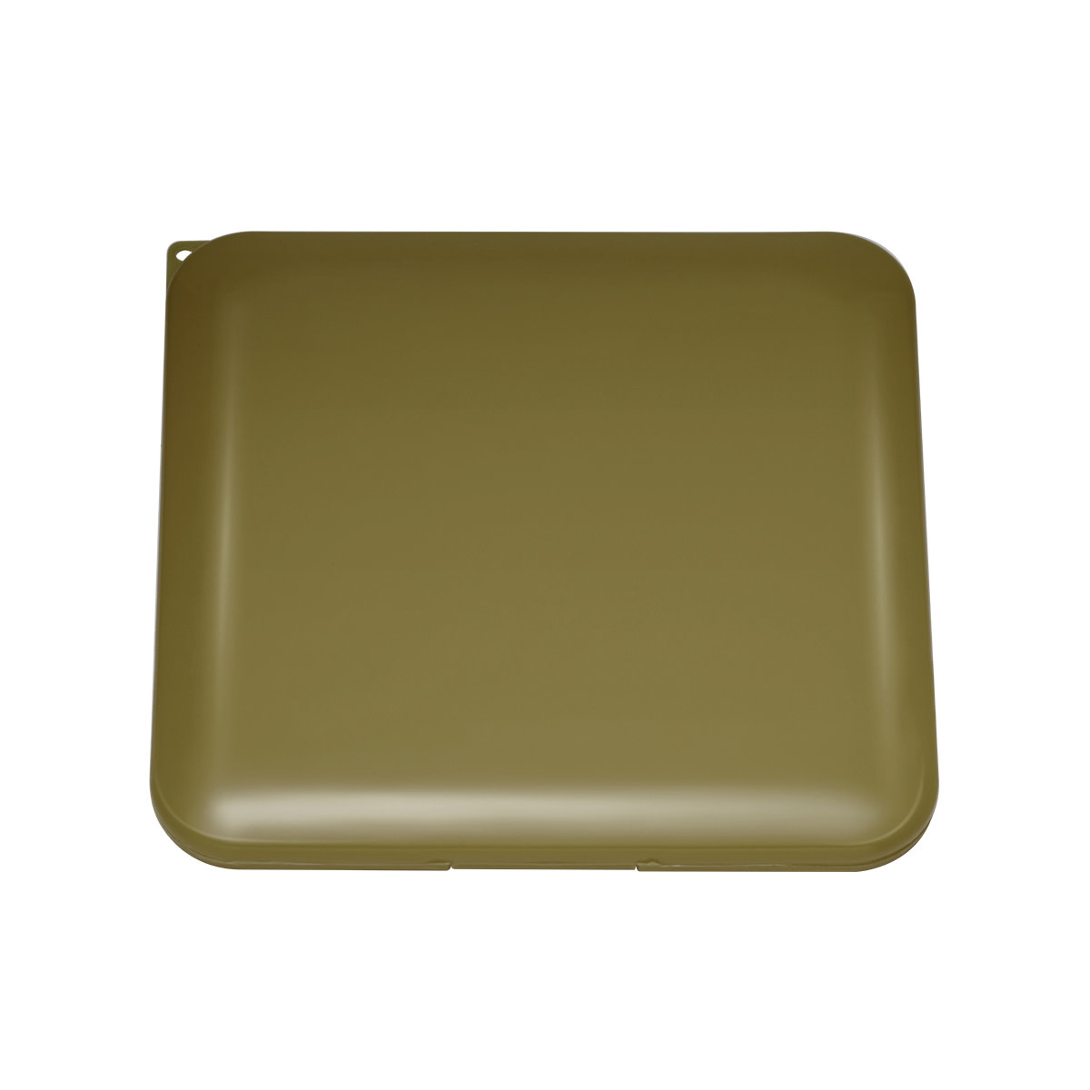 With love Portable face mask holder - khaki green