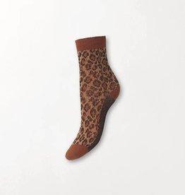 Beck Söndergaard Leo glammy sock - Brownish 37/39
