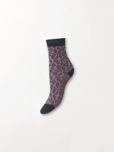 Beck Söndergaard Leo glammy socks - Keepsake lilac 39/41