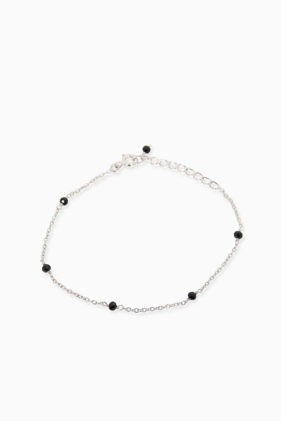 Détail Detail bracelet Abriana Spinel (8128)