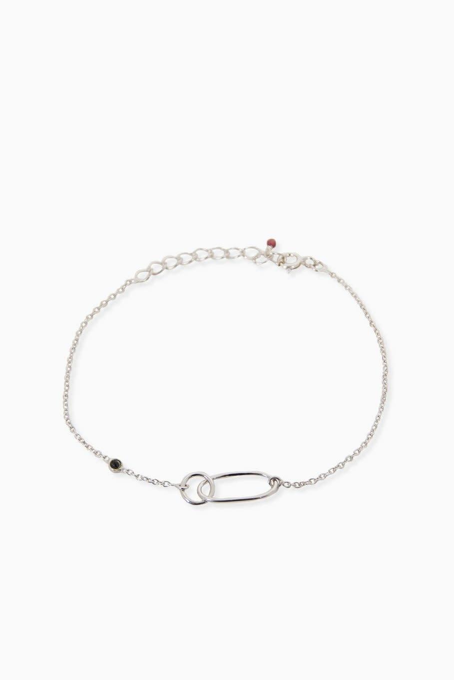 Détail Detail bracelet Pauline Spinel (8146)