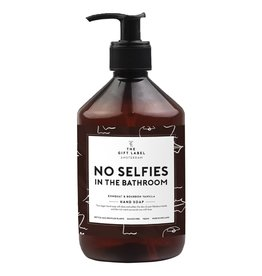 The Gift Label Hand soap 500 ml.  - No selfies in the bathroom (2020)