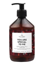 The Gift Label Hand soap  500 ml . - You are special to me