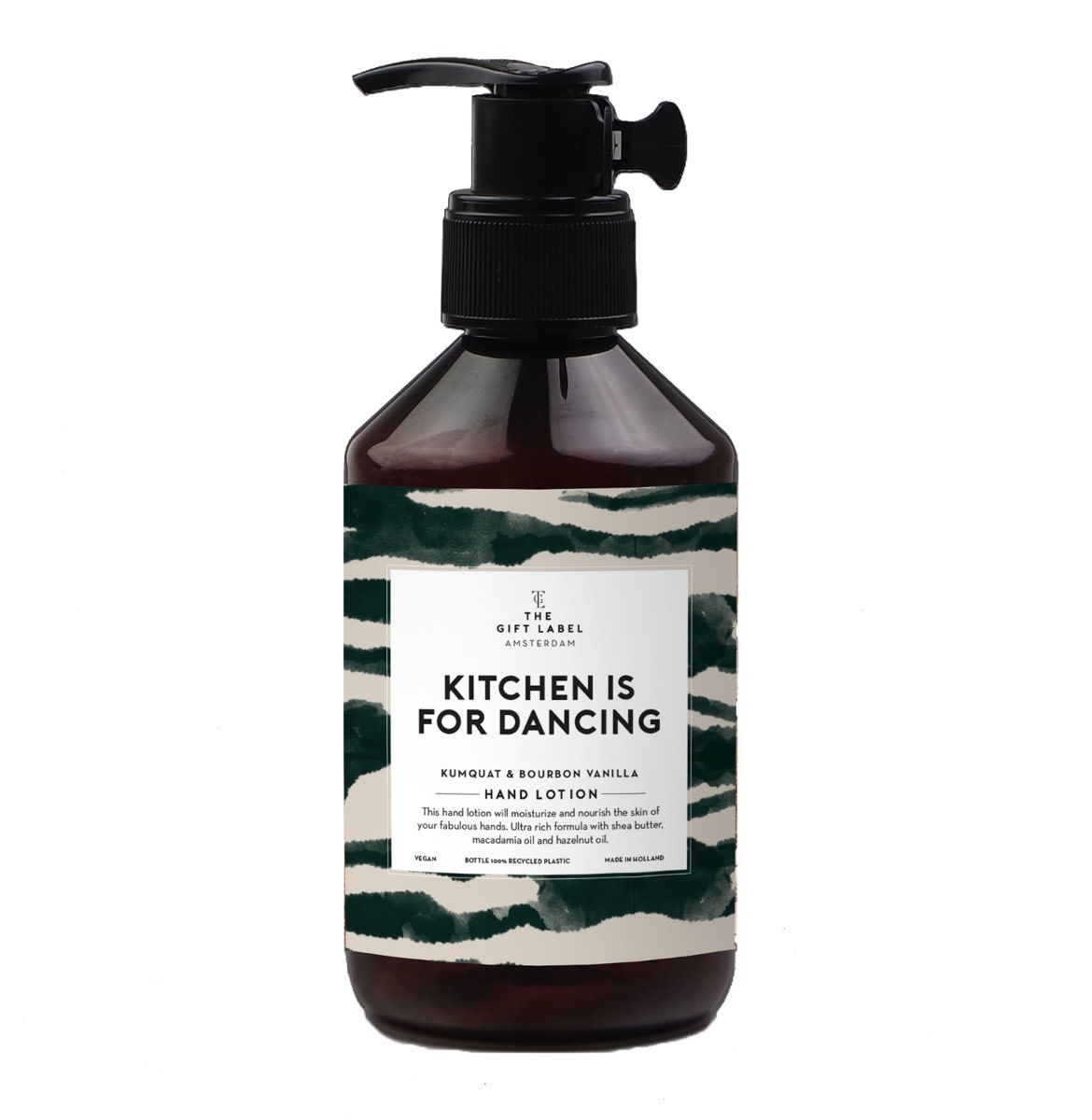 The Gift Label Hand lotion 250 ml.  - Kitchen is for dancing (2020)