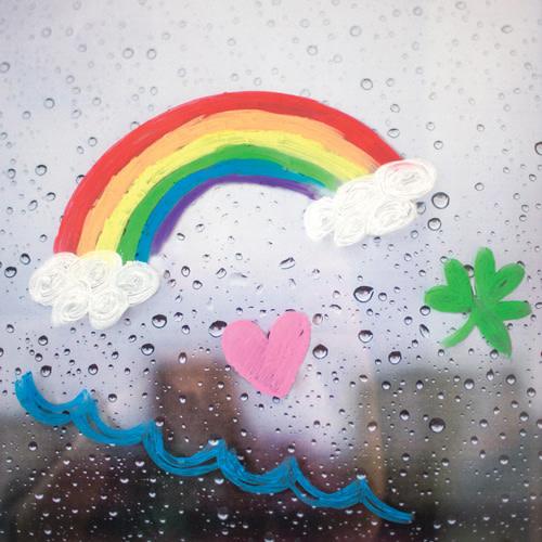 Ooly Rainy days gel crayons