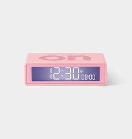 Lexon Flip+ rubber pink 10,4 x 6,5 x 3 cm