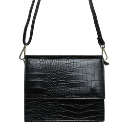 With love Bag Uptown girl - black 21cm x 13.50cm x 7cm