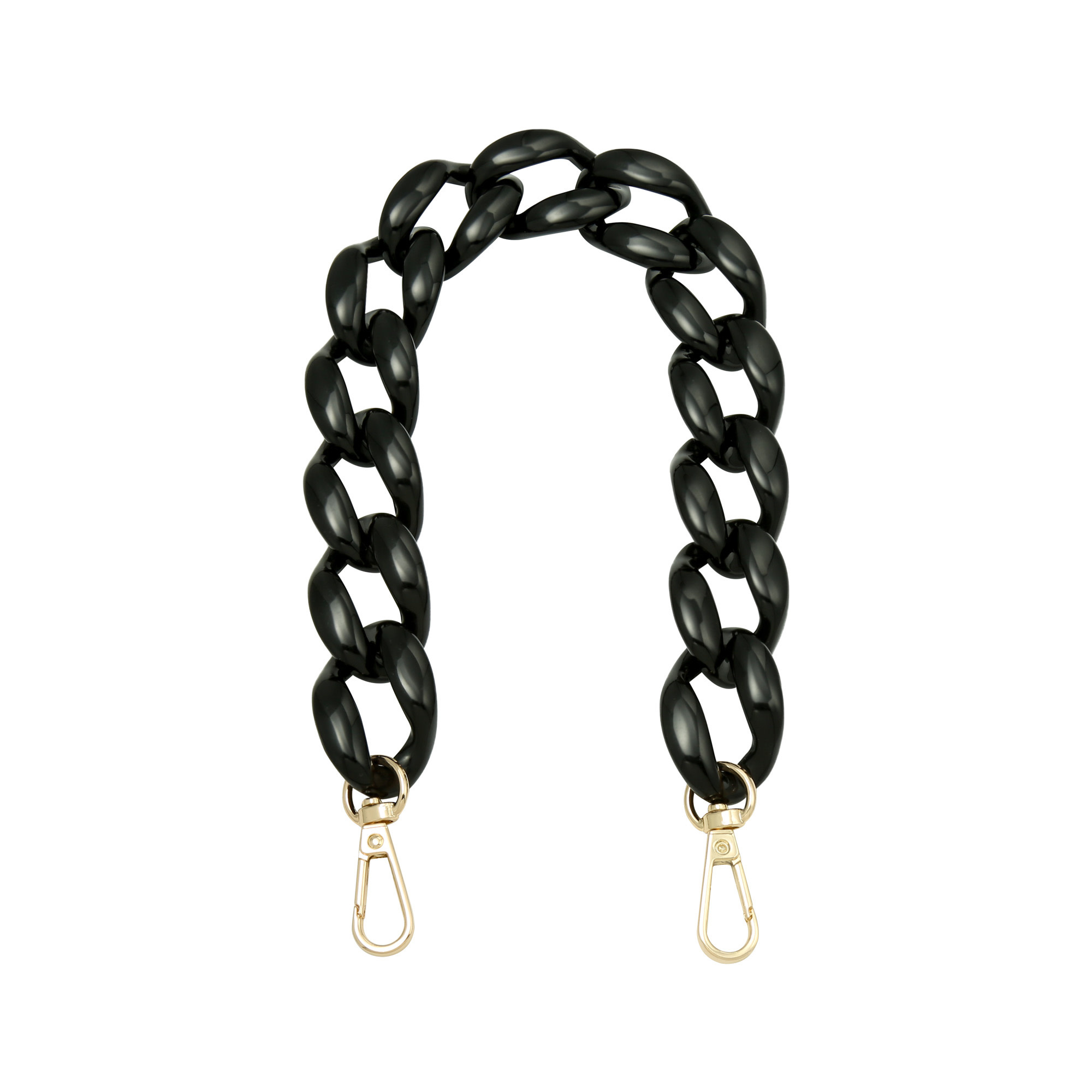 With love Bag cord Lola - black