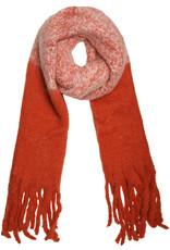 With love Scarf soft hug - orange
