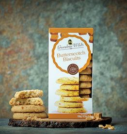 Grandma Wild's Butterscotch cookies 150 gr.