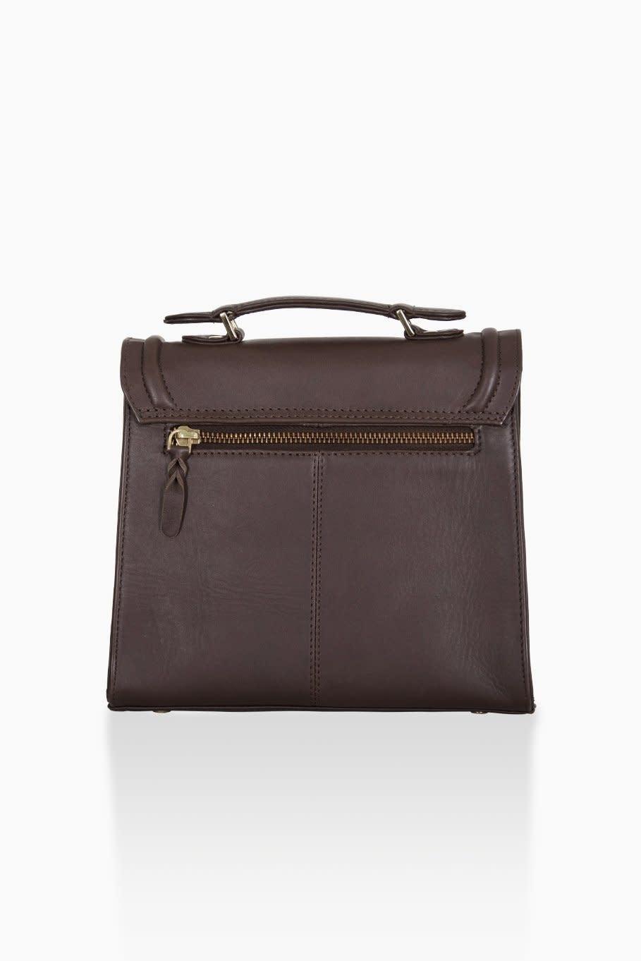 Détail Detail Balance handbag Fondant anaconda 22 x 9 x 18 cm