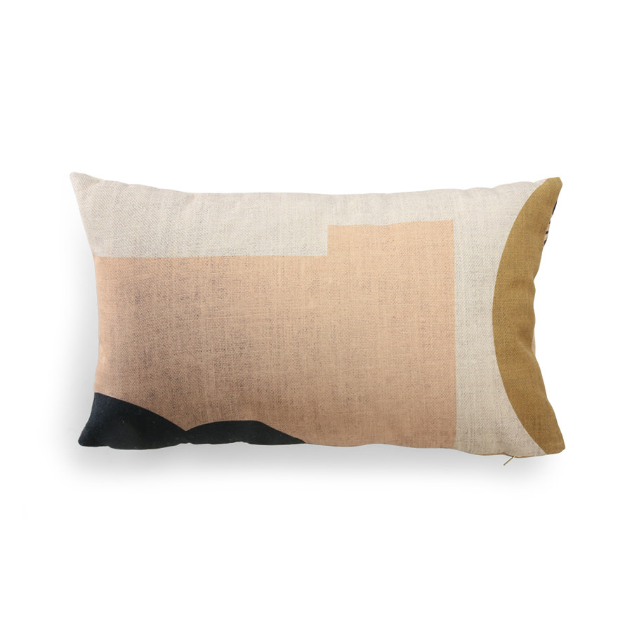HK Living Printed cushion Tokyo (35 x 60 cm)
