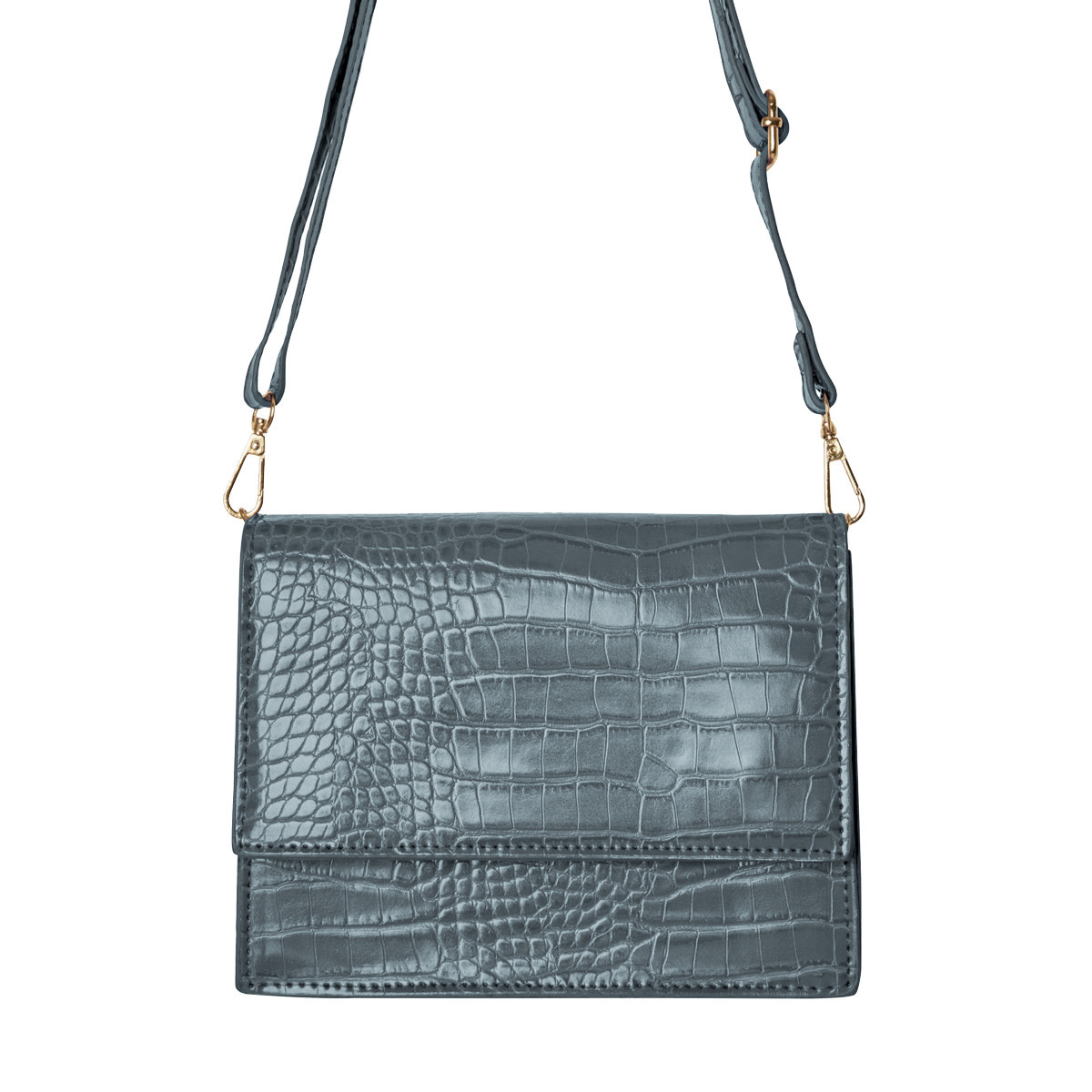 With love Bag Uptown girl - grey 21cm x 13.50cm x 7cm