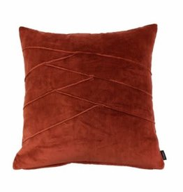 Cushion rust 45 x 45 cm