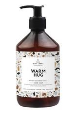 The Gift Label Hand soap 500 ml - Warm hug - terrazzo