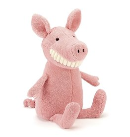 Jellycat Toothy Pig 36 x 15 cm