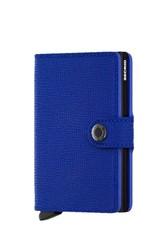 Secrid Secrid miniwallet crisple blue - black