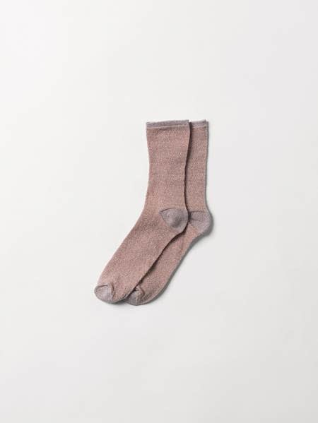 Beck Söndergaard Dina Animal socks - Adobe rose 39/41