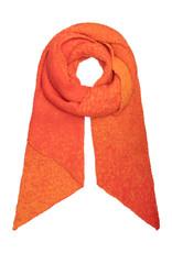 With love Scarf chameleon - orange