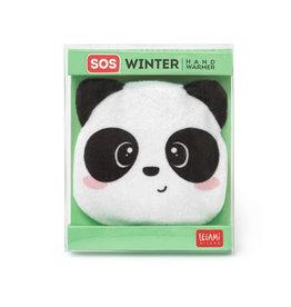 Legami SOS Winter - hand warmer - panda