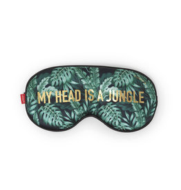 Legami Nap queen sleep mask - my head is a jungle