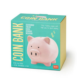 Legami Coin bank - for piggy lovers