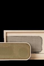 Kreafunk Kreafunk aGroove bluetooth speaker pink - gold