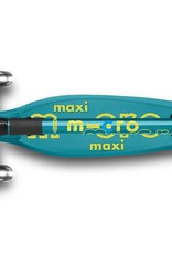 Micro Mobility Maxi Micro Deluxe foldable LED petrol