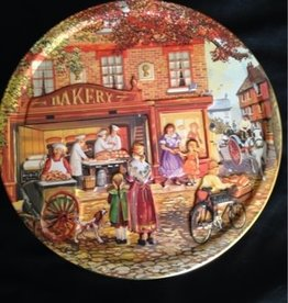 Grandma Wild's Tin cookie assortment 400 gr. Baker shop