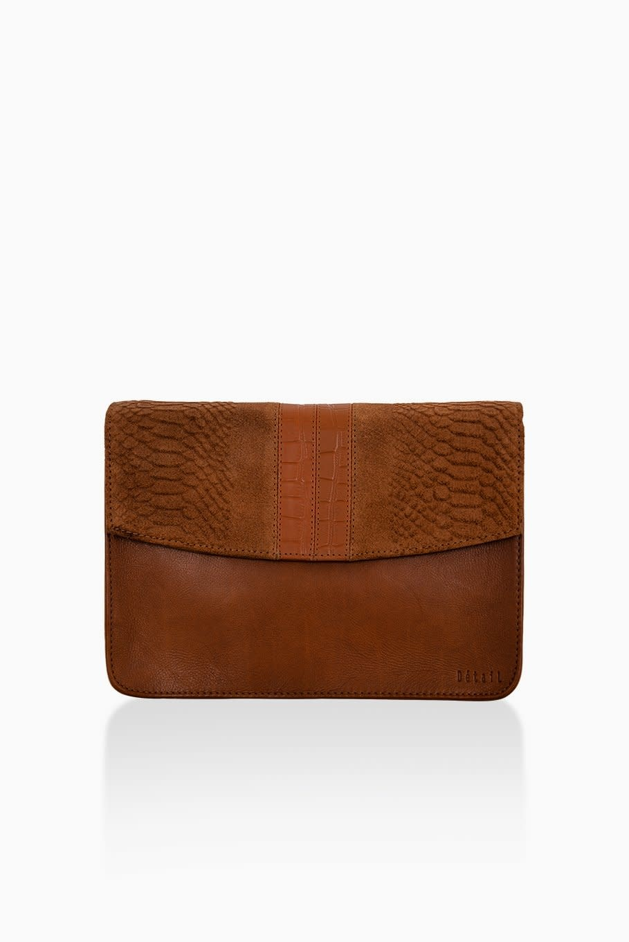 Détail Detail Harmony handbag Amber anaconda 27.5 x 9 x 20 cm