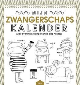 Lannoo Uitgeverij Mama Baas zwangerschapskalender