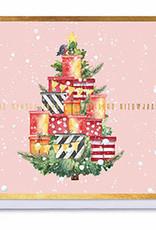 Enfant Terrible Enfant Terrible card  + enveloppe 'De beste wensen voor een stralend nieuw jaar'