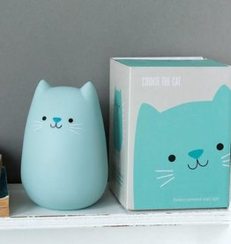 Rex London Cookie the cat LED lamp