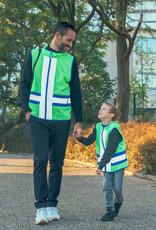 Go Fluo Joy green - adults