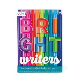 Ooly Ooly - bright writers colored ballpoint pens