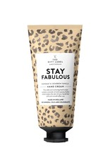 The Gift Label Hand cream tube - Stay fabulous