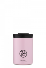 24Bottles 24Bottles travel tumbler 35 cl Candy pink